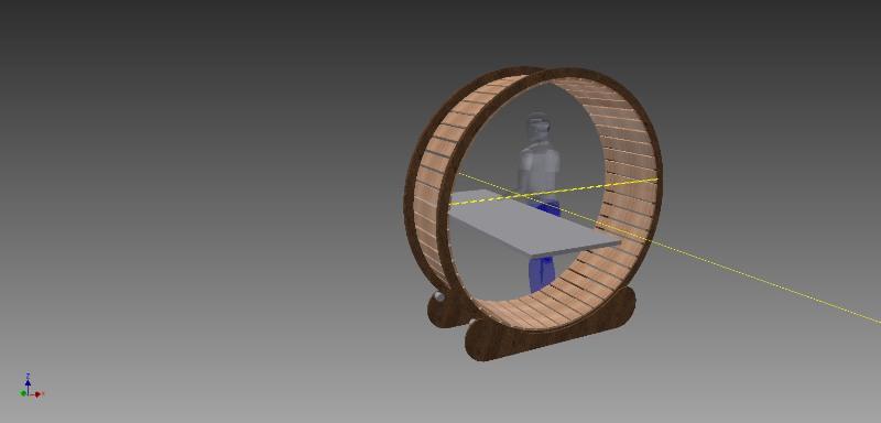 Шаг 1: Проектирование колеса