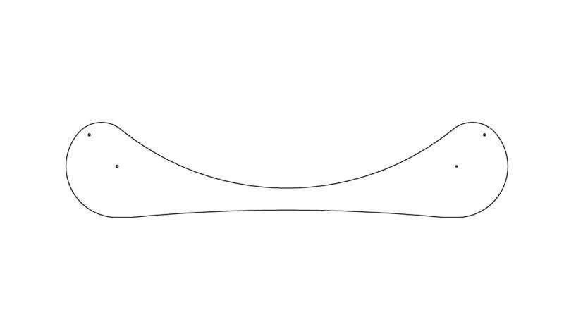 Шаг 3: Нарезка деталей. Циркулярный стол