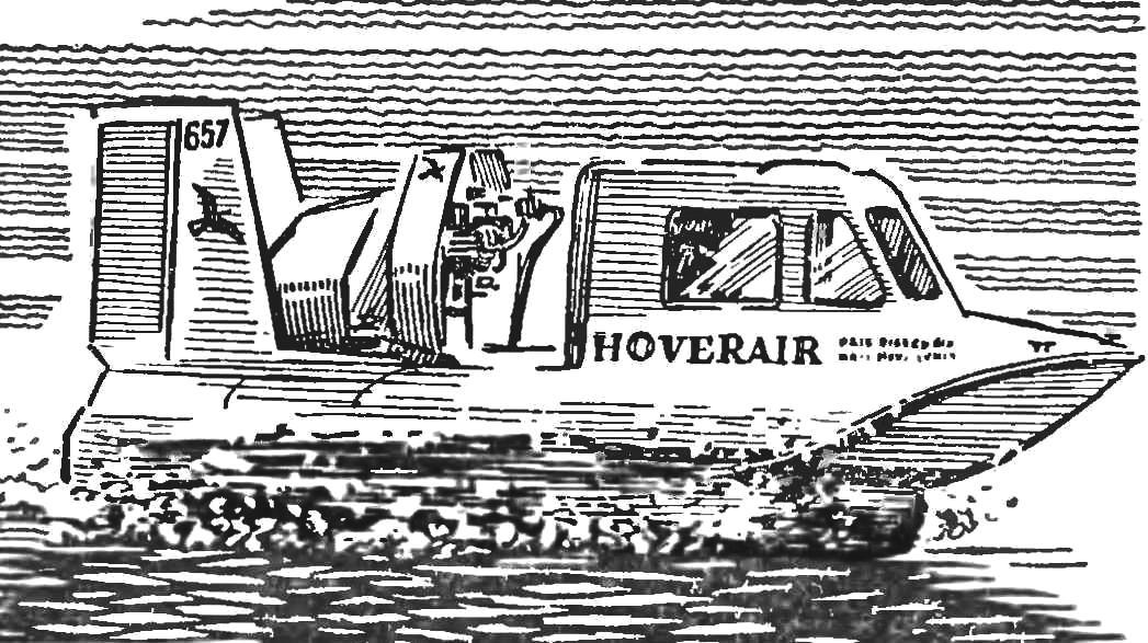 Летящий над бездорожьем вездеход