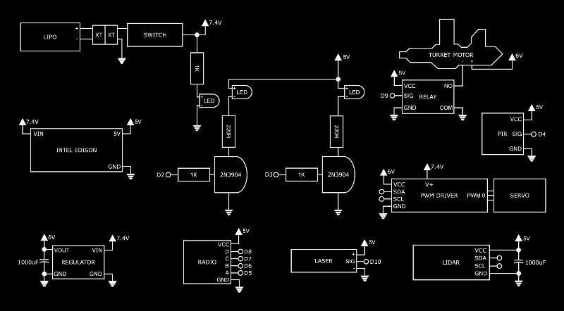 Шаг 11: Схема