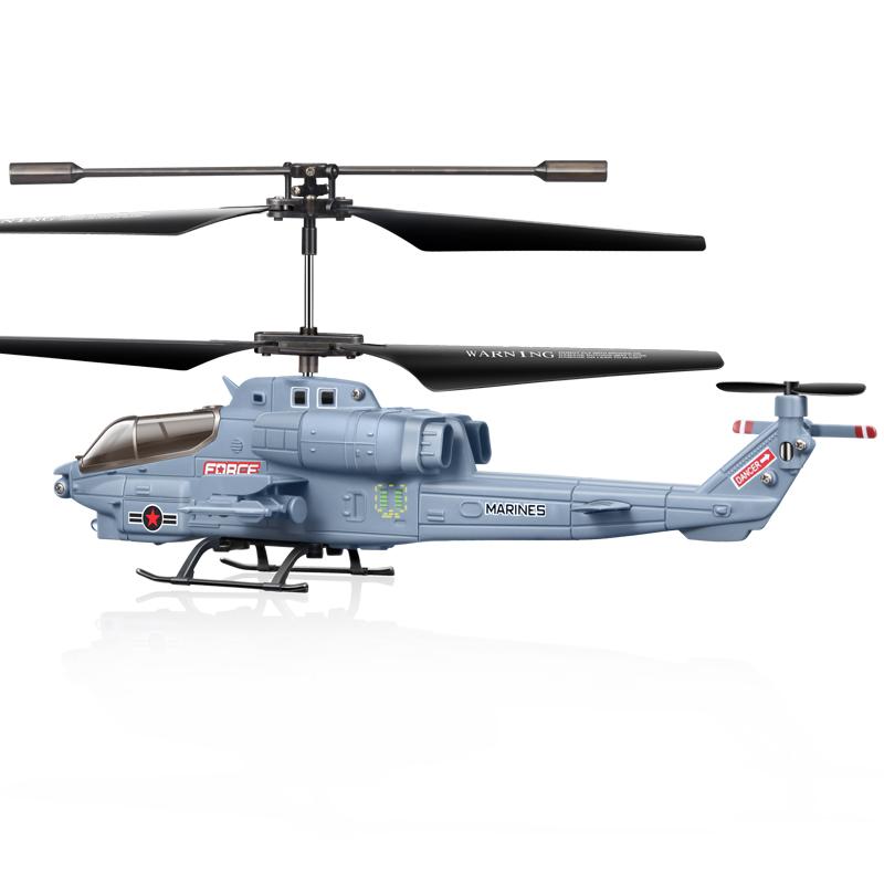 Мини-симулятор армейского вертолета