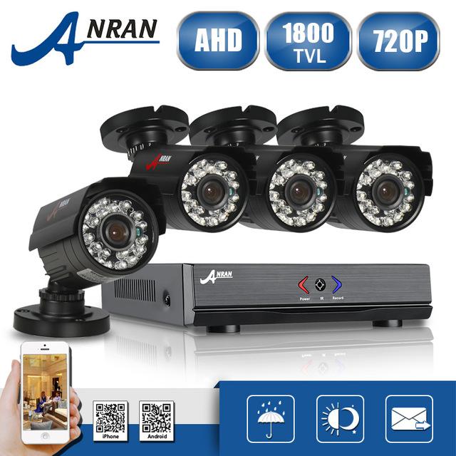 Система видеонаблюдения 720p