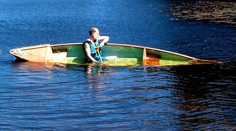 Шаг 7: Тест на плавучесть