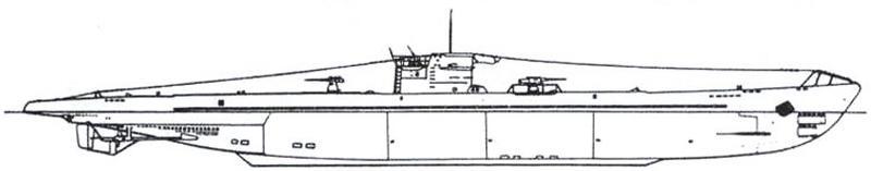 Подводная лодка Тип «ІХА» (Германия, 1939 г.)