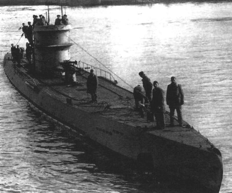 Подводная лодка Тип «ІХС» (Германия, 1940 г.)