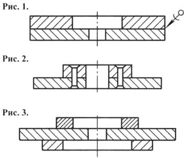 Соединение стальных простых деталей в фасонные, пайкой или клепкой