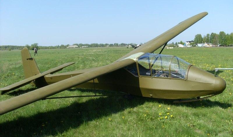 Планёр КАИ-12 «Приморец»