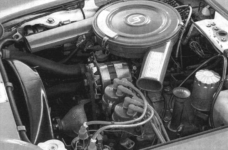 Двигатель Ванкеля мощностью 110 л.с.