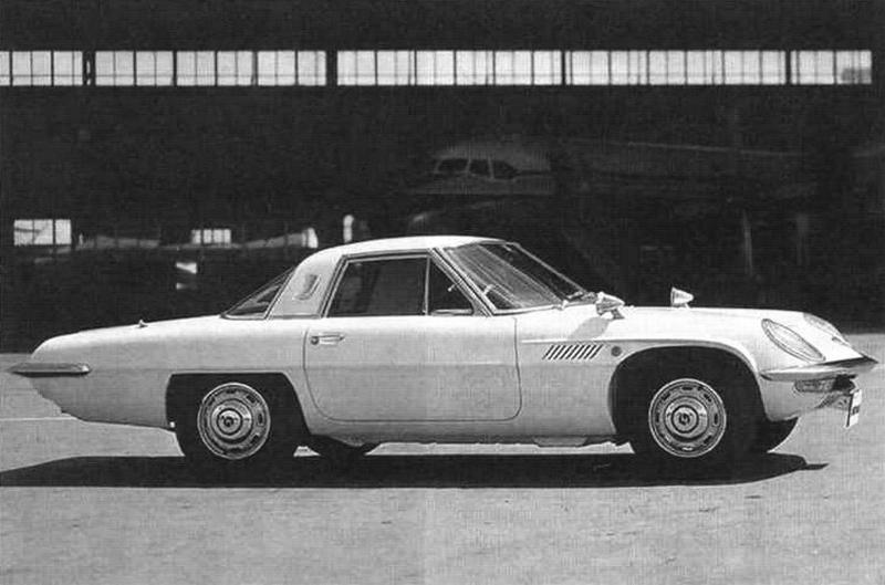«Космо спорт» серии L10A, 1967 г.