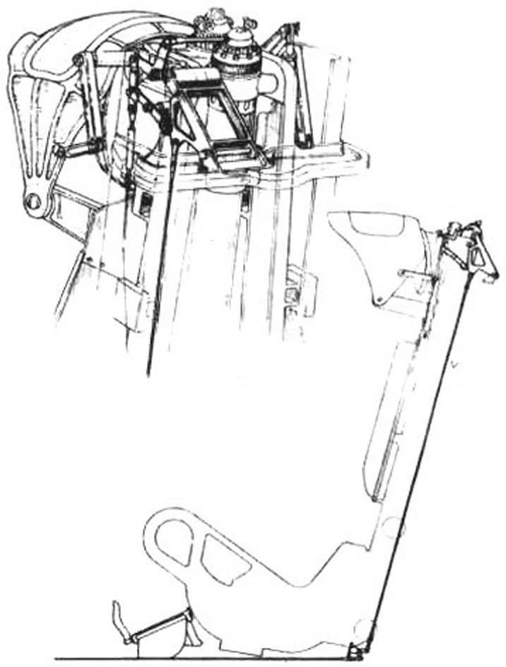 Катапультное кресло
