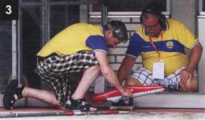 3. Стартуют шведские спортсмены
