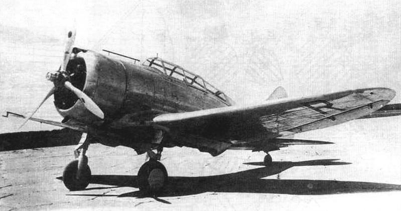 Самолет 2PA-L на испытаниях и НИИ ВВС, 1938 г.