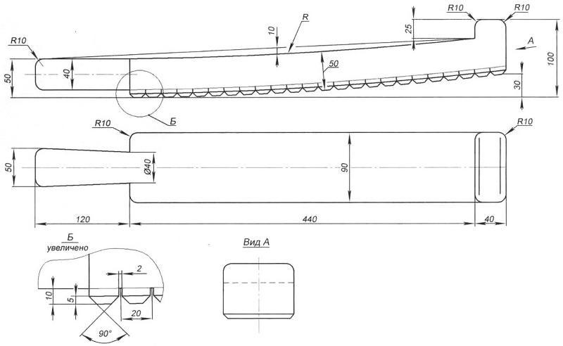 Рубель-старинный инструмент для стирки и глаженья