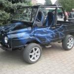 Полноприводной внедорожник ЛуАЗ-969