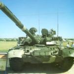 ОСНОВНОЙ ТАНК Т-80