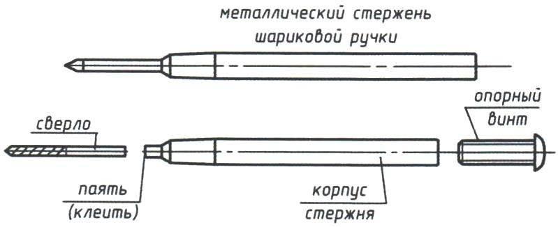 МИНИ-ДРЕЛЬ