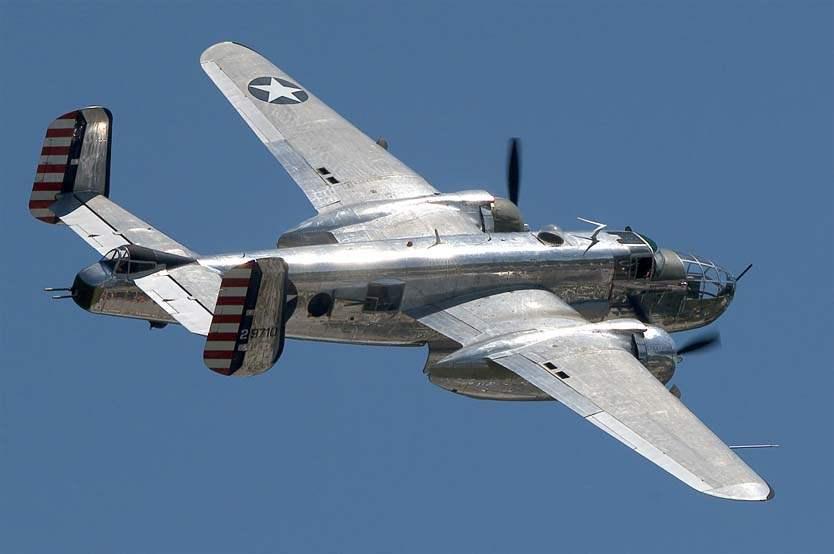 B-25 «Митчелл»