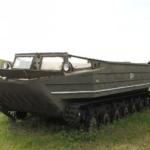 ГРУЗОВАЯ АМФИБИЯ К-61