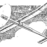 РЕЗИНОМОТОРНАЯ КЛАССА B-1