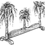 «ТРЕНОГА» ДЛЯ ЦВЕТОВ
