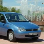 ВАЗ-2118 «Калина»