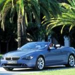 BMW 645Ci CABRIO