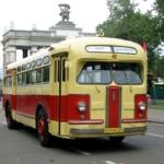 ГОРОДСКОЙ АВТОБУС ЗИС-154