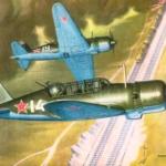 СУ-2 — БЛИЖНИЙ БОМБАРДИРОВЩИК