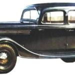 АВТОМОБИЛЬ «ГАЗ-11-73»