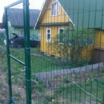 Забор из сетки «Гиттер»