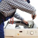 Устранение течи стиральной машины