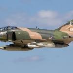 McDONNELL DOUGLAS F-4F PHANTOM