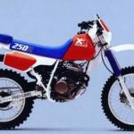 Мотоцикл Honda XR 250