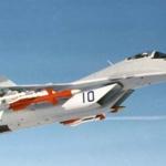 МИГ-29 ИЗ ВАТМАНА
