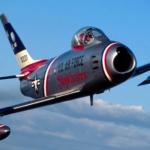 ИСТРЕБИТЕЛЬ F-86 Sabre