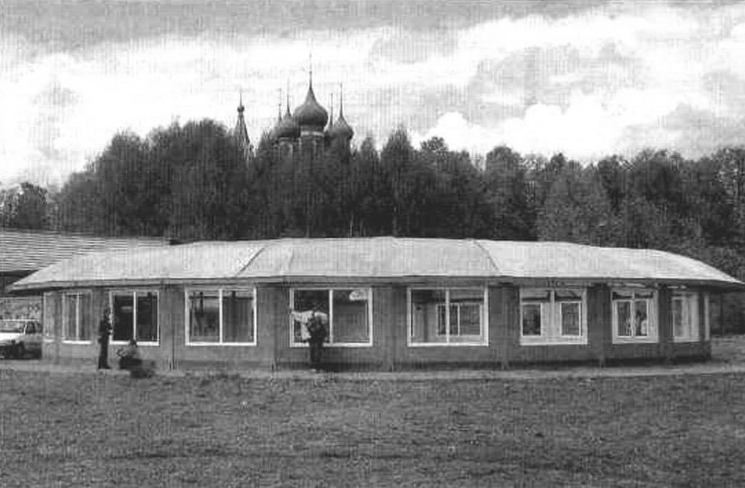 2009 год. Автомодельный кордодром в Ярославле