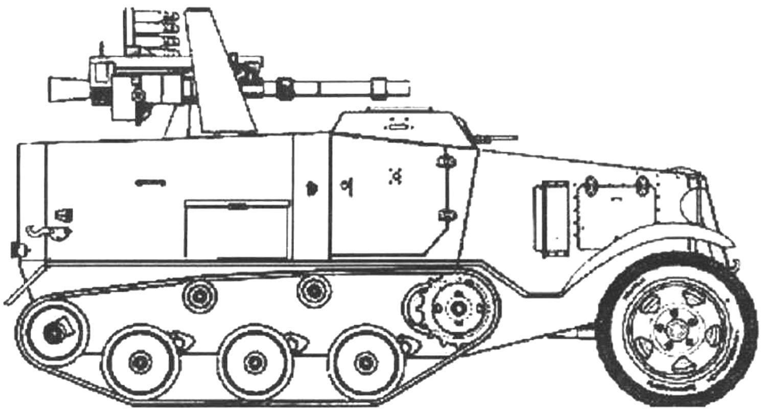 САУ 3М3