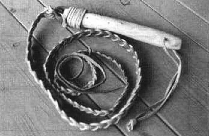 Готовая плеть