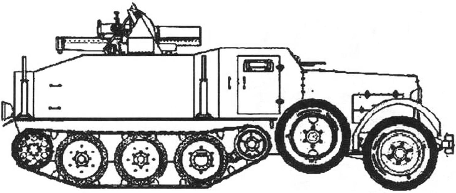 САУ 4М3