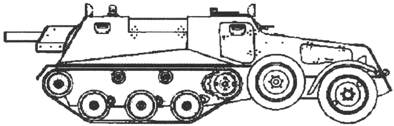 САУ 6М