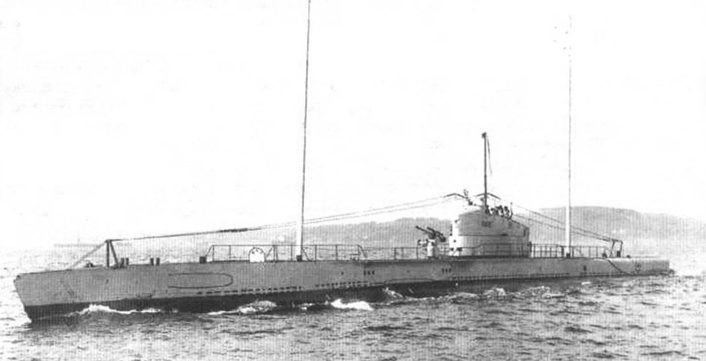 Подводная лодка «Ондин»