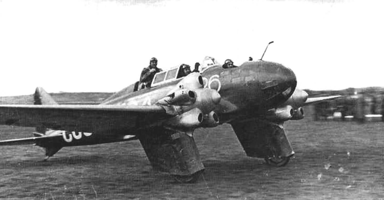 КАИ-1 в ходе всесоюзного авиаперелета легких самолетов. Сентябрь 1935 г.