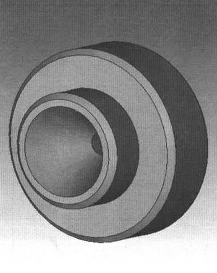 Рис. 1. Диск фигурной формы