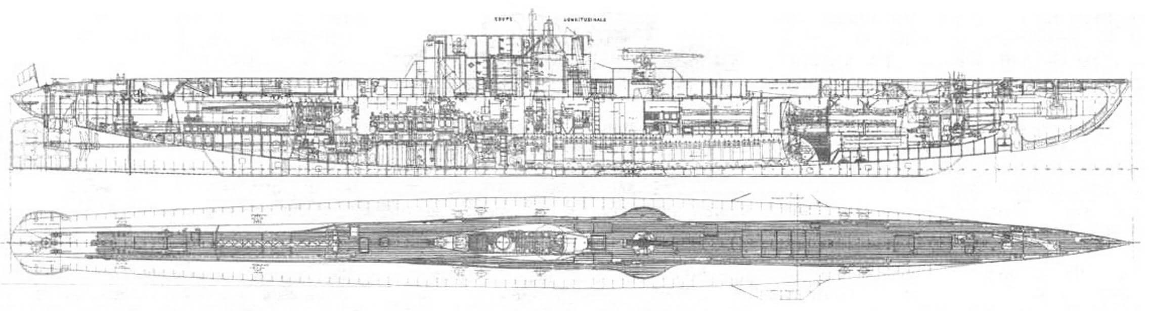 Подводная лодка «Сирен» (Франция, 1926 г.)