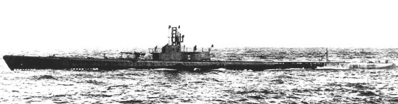 Подводная лодка «Флэшер» типа «Гэто» (SS-249) (США, 1942 г.)