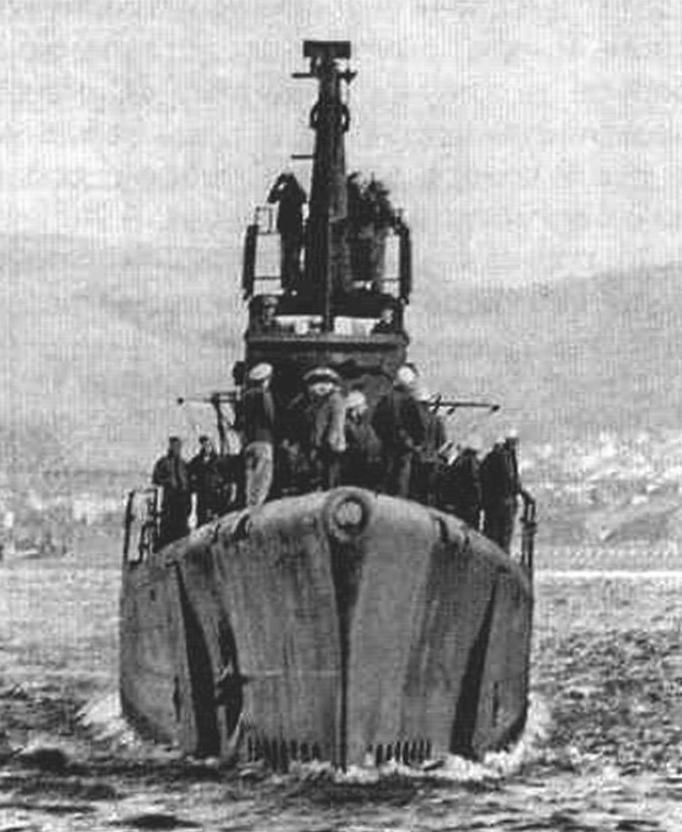 «Альбакор» SS-218