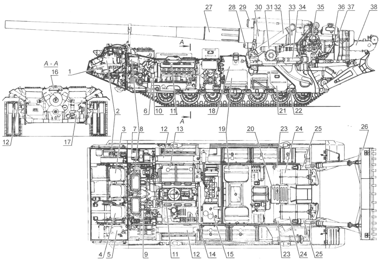 САУ 2C7 «Пион»