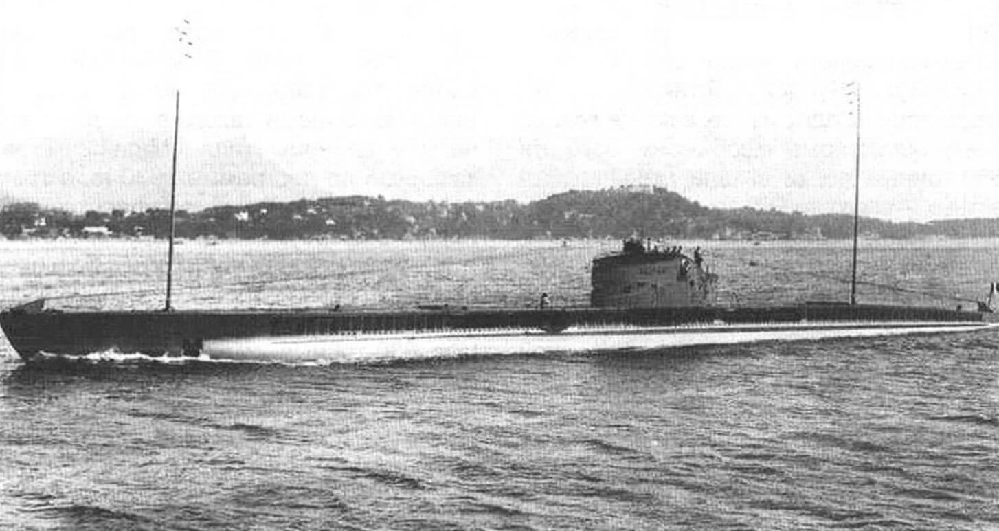 Подводная лодка «Дофэн»
