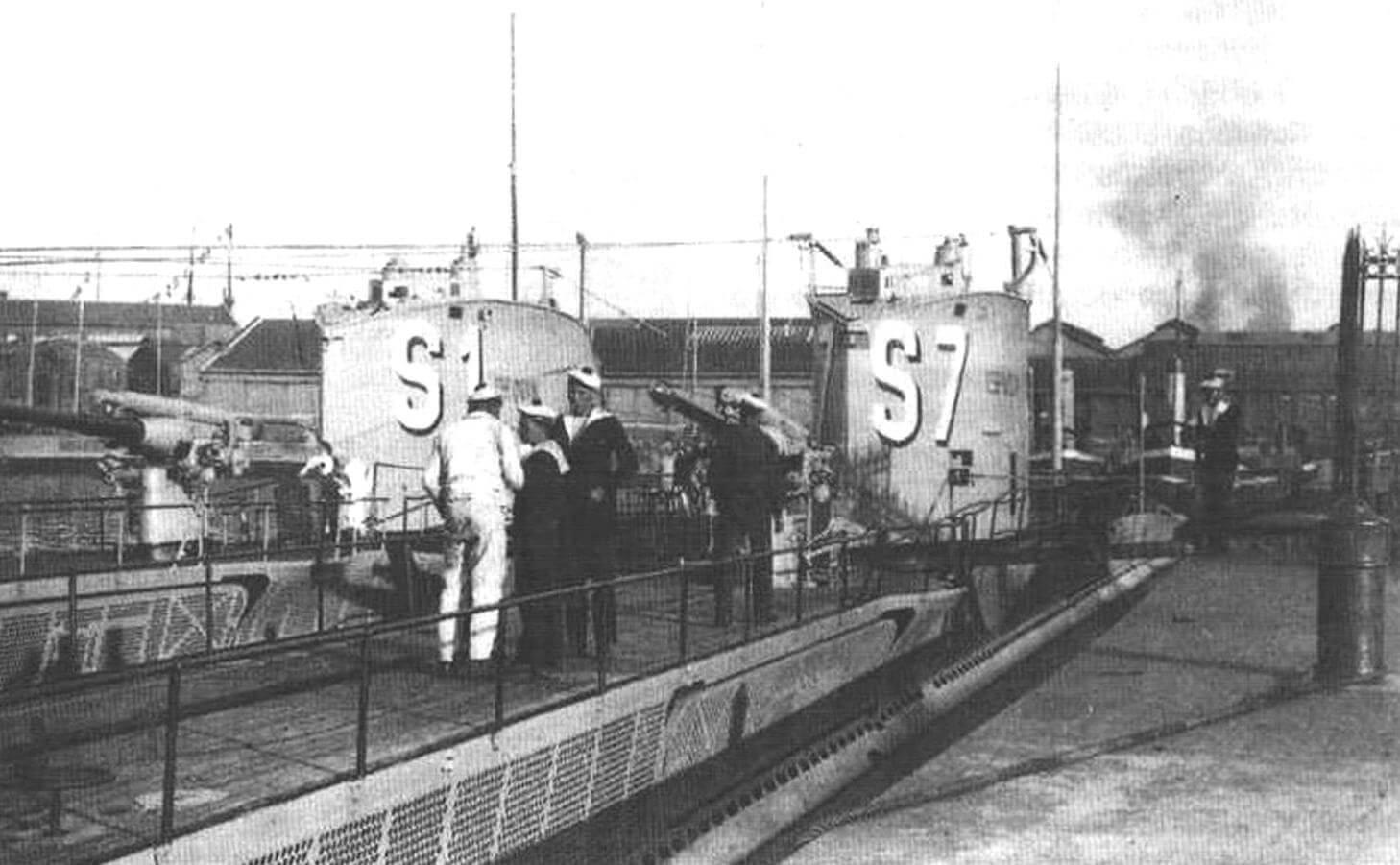 Подводная лодка «Рекэн» (Франция, 1925 г.)