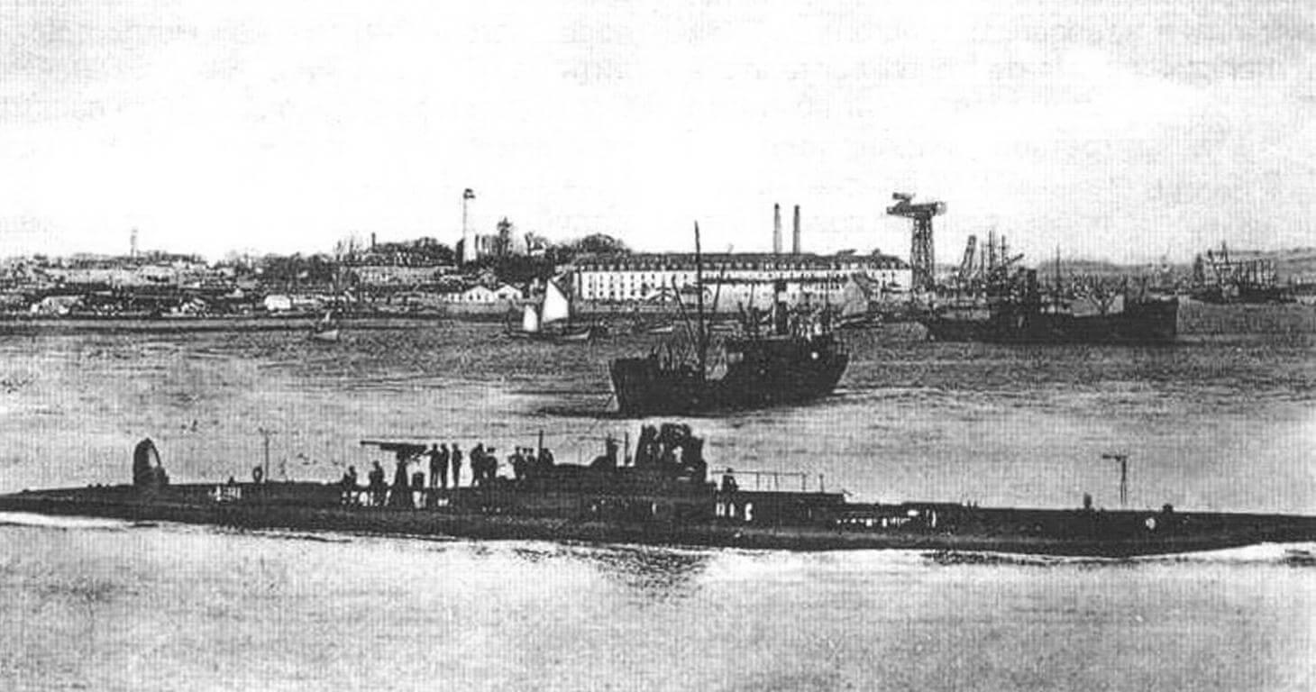 Подводная лодка «Андромаха»